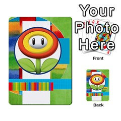 Boys Abc Cards ,flash And Memory Game  By Brookieadkins Yahoo Com   Multi Purpose Cards (rectangle)   Yc23agrgdra9   Www Artscow Com Back 40