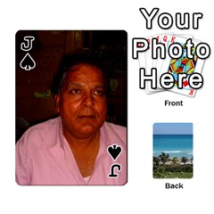 Jack Playing Card 2 By Saurabh   Playing Cards 54 Designs   Rcahd5eqm91h   Www Artscow Com Front - SpadeJ