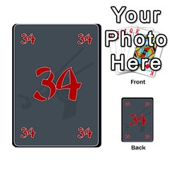 Deck1 Chinesenot By Grace   Multi Purpose Cards (rectangle)   Fj3p73xub3py   Www Artscow Com Front 11