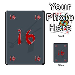 Deck1 Chinesenot By Grace   Multi Purpose Cards (rectangle)   Fj3p73xub3py   Www Artscow Com Front 26