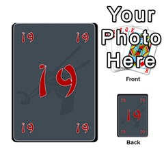 Deck1 Chinesenot By Grace   Multi Purpose Cards (rectangle)   Fj3p73xub3py   Www Artscow Com Front 29