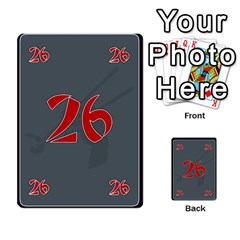 Deck1 Chinesenot By Grace   Multi Purpose Cards (rectangle)   Fj3p73xub3py   Www Artscow Com Front 36