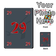 Deck1 Chinesenot By Grace   Multi Purpose Cards (rectangle)   Fj3p73xub3py   Www Artscow Com Front 39