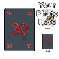 Deck1 Chinesenot By Grace   Multi Purpose Cards (rectangle)   Fj3p73xub3py   Www Artscow Com Front 40