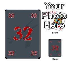 Deck1 Chinesenot By Grace   Multi Purpose Cards (rectangle)   Fj3p73xub3py   Www Artscow Com Front 42