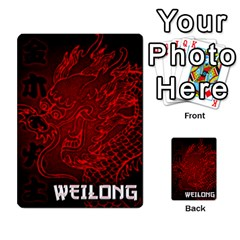 Deck1 Chinesenot By Grace   Multi Purpose Cards (rectangle)   Fj3p73xub3py   Www Artscow Com Back 49