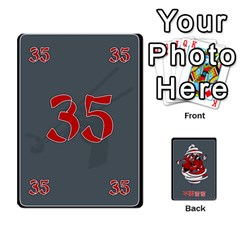 Deck2 Chinesenot By Grace   Playing Cards 54 Designs   45gtbpktpnhz   Www Artscow Com Front - Spade4