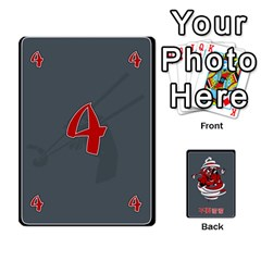 Deck2 Chinesenot By Grace   Playing Cards 54 Designs   45gtbpktpnhz   Www Artscow Com Front - Diamond9