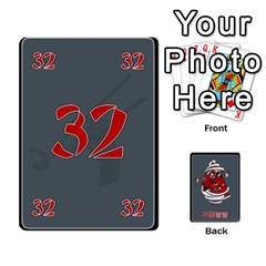Deck2 Chinesenot By Grace   Playing Cards 54 Designs   45gtbpktpnhz   Www Artscow Com Front - Spade7