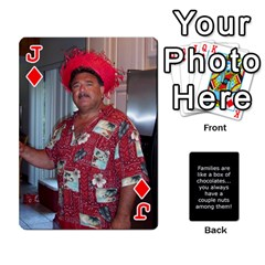 Jack Playcards1 By Cheryl   Playing Cards 54 Designs   Cc2e2qs7lczb   Www Artscow Com Front - DiamondJ
