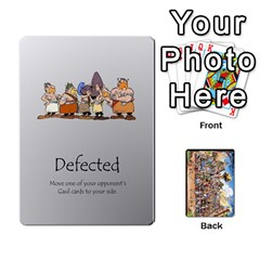 Asterix Battleline Deck2 By Alvise Fiume   Playing Cards 54 Designs   585aoul8nunn   Www Artscow Com Front - Heart7