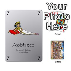 Jack Asterix Battleline Deck2 By Alvise Fiume   Playing Cards 54 Designs   585aoul8nunn   Www Artscow Com Front - HeartJ