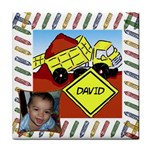 David Hand Towel * - Face Towel