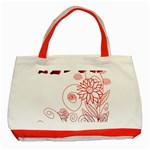 BOLSO ROJO - Classic Tote Bag (Red)
