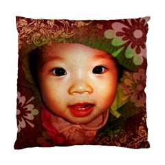 Cushion Case By Rebecca   Standard Cushion Case (two Sides)   T3wtdehjevjw   Www Artscow Com Back
