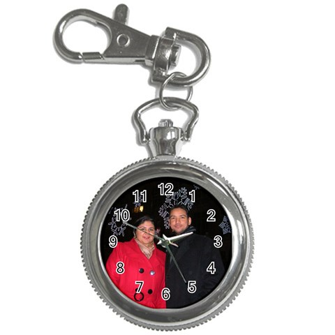 Christmas Time!! By Kanika   Key Chain Watch   K9y22eg1011l   Www Artscow Com Front