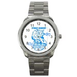 mens watch for Justin - Sport Metal Watch