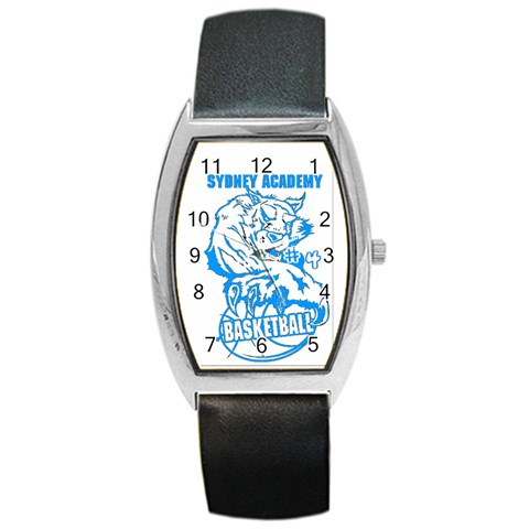 Womens Sa Watch For Justin By Jean Guy Demeter   Barrel Style Metal Watch   Xv666oyxw53r   Www Artscow Com Front