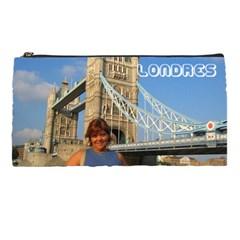 Londres Y Praga By Lydia   Pencil Case   Dho2fsy7vx08   Www Artscow Com Front