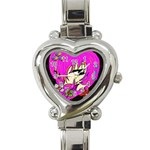 reloj - Heart Italian Charm Watch