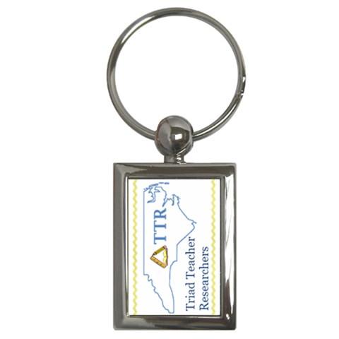 Ttr Keychain By Melissa   Key Chain (rectangle)   Gxybtda0ekdl   Www Artscow Com Front