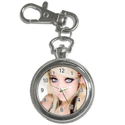 Kathy Key Chain Watch By Kathy Smith   Key Chain Watch   965x2le88y0b   Www Artscow Com Front