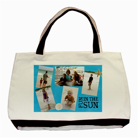 Shannon s Bag By Kelley Jones   Basic Tote Bag   Opq401bcq47k   Www Artscow Com Front