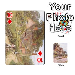 Helen Allington By Helen Norton By Helen   Playing Cards 54 Designs   B8uglnmor4y8   Www Artscow Com Front - Diamond10