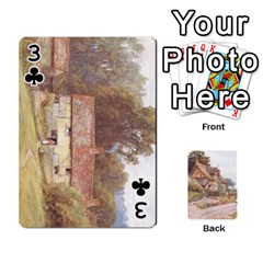 Helen Allington By Helen Norton By Helen   Playing Cards 54 Designs   B8uglnmor4y8   Www Artscow Com Front - Club3