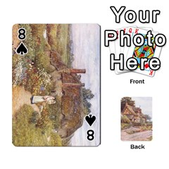 Helen Allington By Helen Norton By Helen   Playing Cards 54 Designs   B8uglnmor4y8   Www Artscow Com Front - Spade8