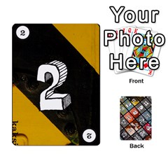 Geschenkt By Bob Menzel   Playing Cards 54 Designs   71xy9lqoj9np   Www Artscow Com Front - Spade3