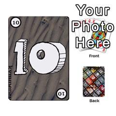 Jack Geschenkt By Bob Menzel   Playing Cards 54 Designs   71xy9lqoj9np   Www Artscow Com Front - SpadeJ