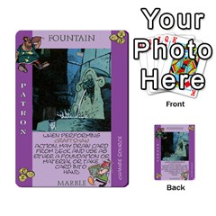 These Romans Are Crazy D1 By Ben   Multi Purpose Cards (rectangle)   Ud1g8vovq8ca   Www Artscow Com Front 53