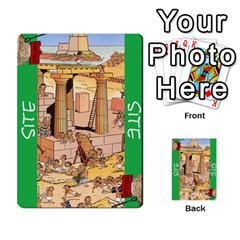 These Romans Are Crazy D1 By Ben   Multi Purpose Cards (rectangle)   Ud1g8vovq8ca   Www Artscow Com Back 39