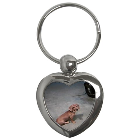 Bailey By Tammy   Key Chain (heart)   T27ss781s09j   Www Artscow Com Front