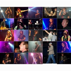 Ny State Fair 2009/kelly Clarkson Concert By Angela Fisher   Collage 8  X 10    G1wxaixbdq83   Www Artscow Com 10 x8 Print - 2