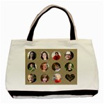 Granmama s bag - Basic Tote Bag (Two Sides)