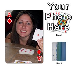 Ace Cards By Lindsay   Playing Cards 54 Designs   1wyfmp015nza   Www Artscow Com Front - DiamondA