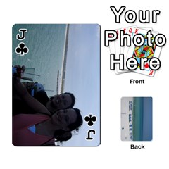Jack Cards By Lindsay   Playing Cards 54 Designs   1wyfmp015nza   Www Artscow Com Front - ClubJ