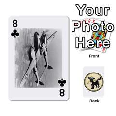 Dads Wwii Deck By Matt   Playing Cards 54 Designs   Vu00sztcu18g   Www Artscow Com Front - Club8