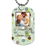 Primary theme 2010 dogtag - Dog Tag (One Side)