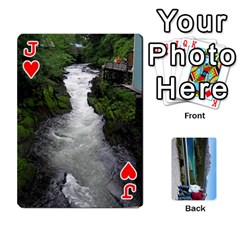 Jack Playing Cards By Holly   Playing Cards 54 Designs   Ukvzkgkndwjy   Www Artscow Com Front - HeartJ