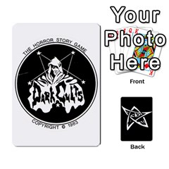 Dark Cults Fixed 1 By Ryan Mcswain   Playing Cards 54 Designs   Ku7wkc8dlkhx   Www Artscow Com Front - Spade2