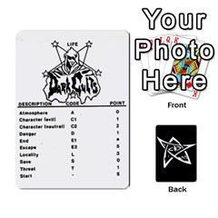 Dark Cults Fixed 1 By Ryan Mcswain   Playing Cards 54 Designs   Ku7wkc8dlkhx   Www Artscow Com Front - Club3