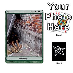 Dark Cults Fixed 2 By Ryan Mcswain   Playing Cards 54 Designs   9uyr5g66nva2   Www Artscow Com Front - Heart6