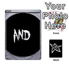 Dark Cults Fixed 2 By Ryan Mcswain   Playing Cards 54 Designs   9uyr5g66nva2   Www Artscow Com Front - Diamond2