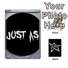 Dark Cults Fixed 2 By Ryan Mcswain   Playing Cards 54 Designs   9uyr5g66nva2   Www Artscow Com Front - Diamond9