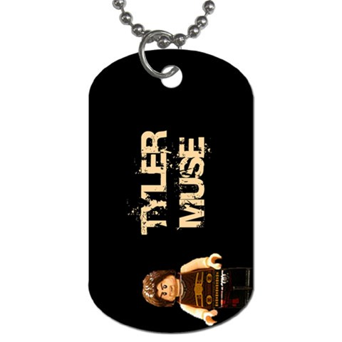 By James Mccullough   Dog Tag (one Side)   Kiv8yp6821v6   Www Artscow Com Front