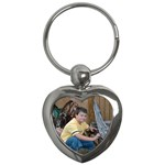 caleb - Key Chain (Heart)