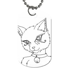 Lenoh2 By Akumasephitaro   Dog Tag (two Sides)   E2ptygaejvrr   Www Artscow Com Front